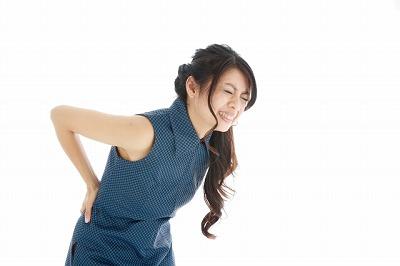 腰痛、腰の痛み